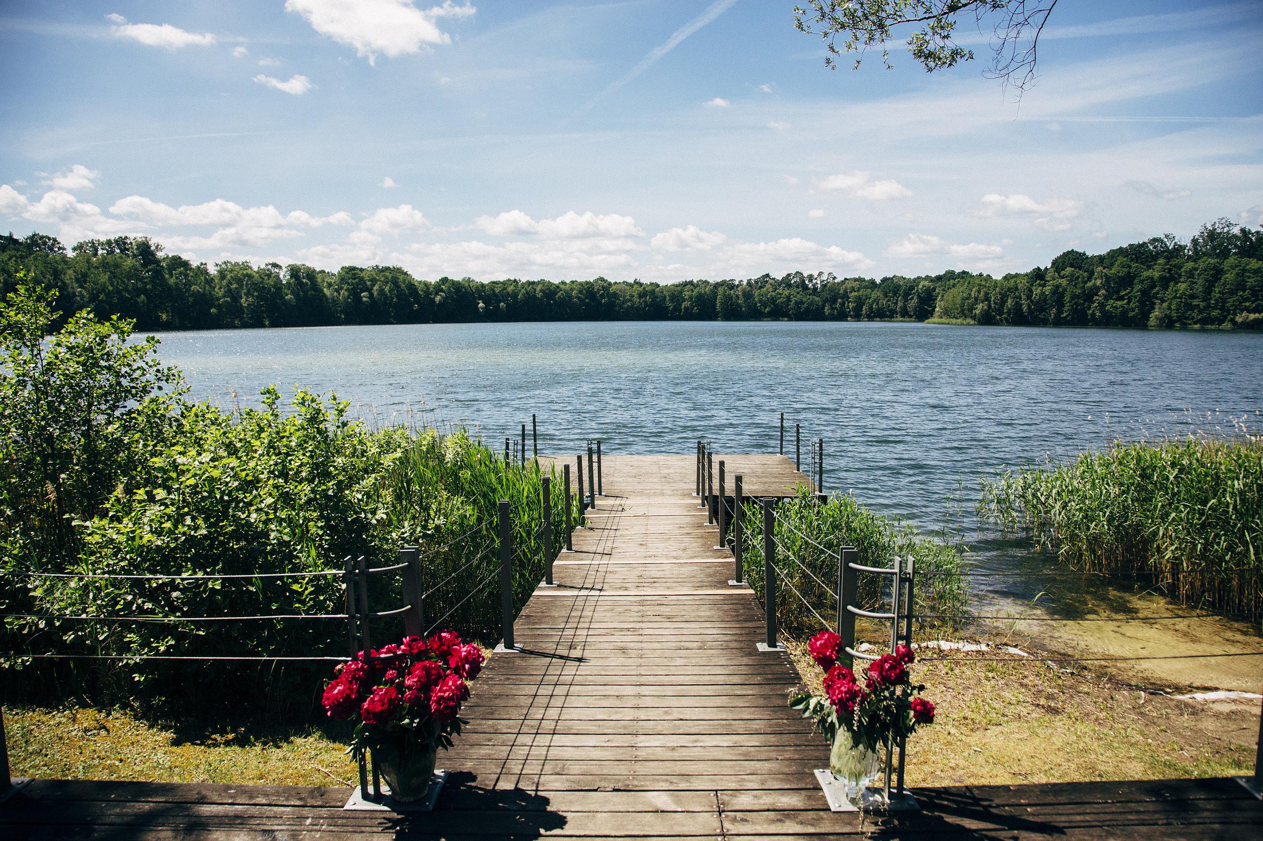 Den Sommer in Liebenberg genießen.