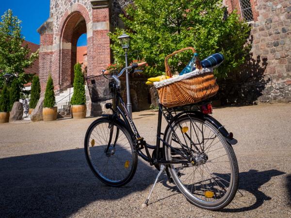 Aktiv unterwegs mit dem Fahrrad